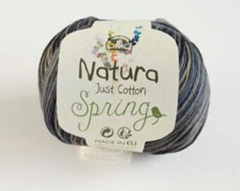 DMC Natura Spring 302.402 - Anthracite