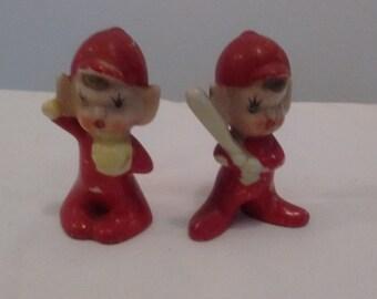 elf figurines