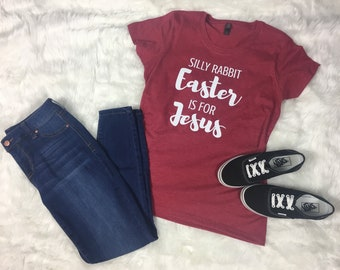 Silly Rabbit Easter Shirt