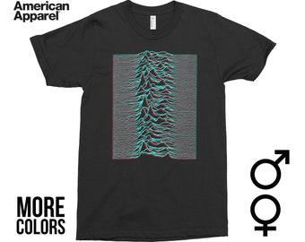 Special Joy Division Unknown Pleasures Shirt