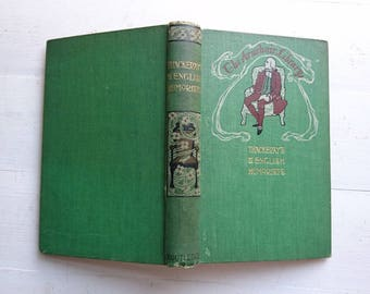 The Armchair Library, William Makepeace Thackeray, English Humorists, Routledge