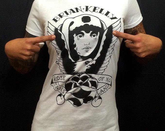 Brian Kelly, Rose of No Man's Land Ladies T-Shirt