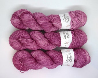Glitter Sock - Petal Pink