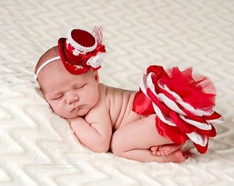 Canada Day Baby Photo Prop, Newborn Photo Prop, Mini Top Hat, Baby Photography Prop, Newborn Baby Hat Photo Prop, Canada Day Mini Top Hat