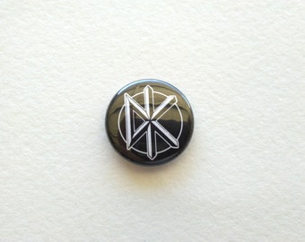Dead Kennedys Punk Band Button