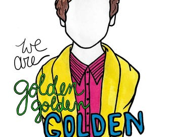 Mika - 'We Are Golden'