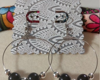 Pair of Dangling Earrings