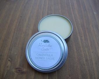 Calendula Honey Salve