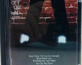 Michael Jackson Off The Wall Mini Disc