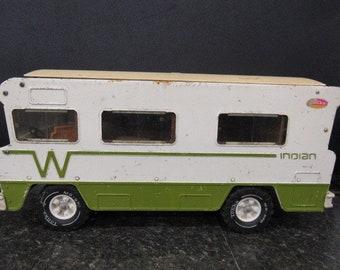 The Eponymous 1970 Tonka Indian Winnebago RV Motorhome