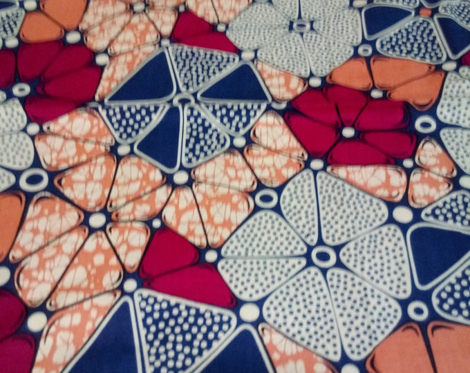 1 YARD Mitex Holland Print Cotton Fabrics For Craft Making Dresses Skirts Shirts African Fabrics Kitenge Tissues Africain Pagnes Kikwembe