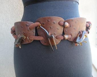 Unique Animal Belt