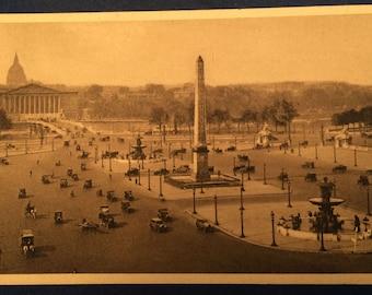 Lot of Fifteen (15) beautiful postcards of Paris