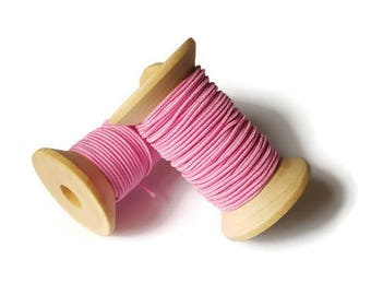 Pink elastic son 1 mm