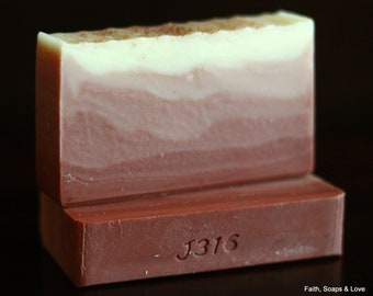 Rebekah - Women of the Bible Soap - Handcrafted Sandalwood and Lilac Scented