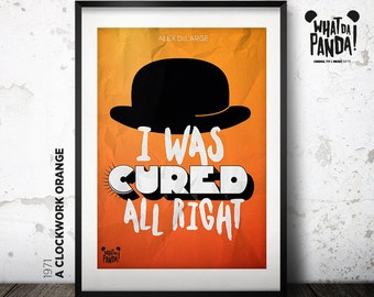 A Clockwork Orange - I was cured, all right!