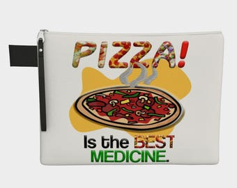 Pizza Is the Best Medicine Carry All