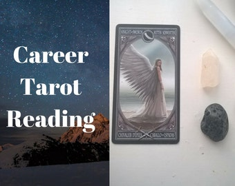Career Tarot Reading, Psychic Reading, Divination, Clairvoyant