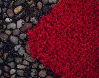 Sparkle Red ScrubbyBubby