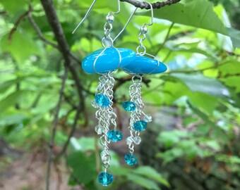 Jellyfish Earrings