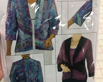 Harmony Jacket sewing pattern
