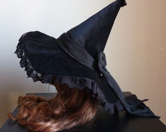Elegant Witch Princess Hat