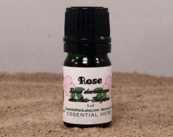 Rose Essential Oil, Rosa damascena, Anatolian Rose, Rose Absolute Turkey or Russian, You Choose