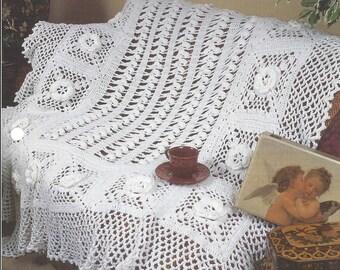 Grape vineyard afghan pattern annies crochet quilt irish rose afghan pattern annies crochet quilt afghan crochet quilt blanket dt1010fo