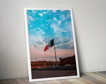 FUERZA MEXICO PRINT 4