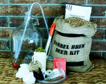 1 Gallon Beer Equipment and Ingredient Kit - Brew in a Bag BIAB - Home Brew - COMPLETE KIT