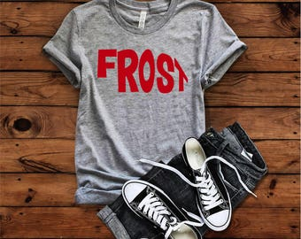 Nebraska Tshirt, Frost Shirt, Husker Shirt, Nebraska Football, Husker Football, Cornhuskers, Herbie, Scott Frost