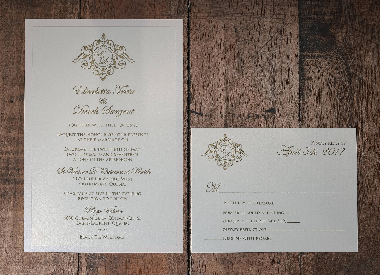 Perfect Wedding Invitations Gold Coast Ideas - Invitations Design ...