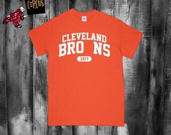Cleveland Shirt, Cleveland, Cleveland No Wins, Cleveland 0-16, Cleveland 2017, Cleveland Brons, No W, Owen 16, Cleveland Football