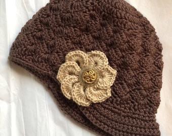 Ladies' Brimmed Cap