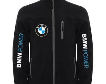 BMW PowerJacket Wind and Water Resistant Softshell
