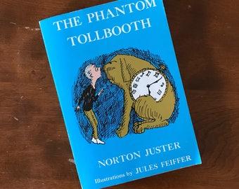 The Phantom Tollbooth Paperback