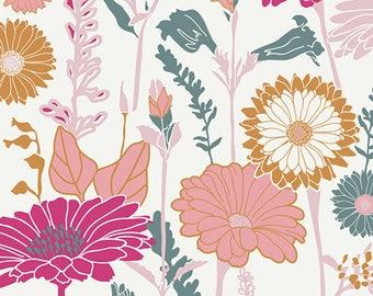 Girls Crib Bedding - Pink Gold Nursery /Boho Changing Pad Covers / Bohemian Floral Nursery Baby Bedding /Mini Crib Sheet Set / Cot Sheets