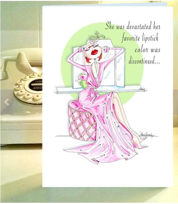 Funny Birthday Friend Women Humor Birthday Card Funny Women