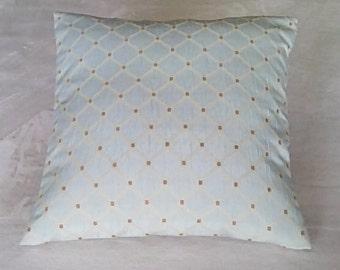 Pillow Cover, 18 x 18, Sea Foam Green, Sea Glass Green, Nile Green, Toss Pillow Cover, Throw Pillow Cover, Free Shipping!