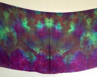 Bellydance costume silk veils ready to ship