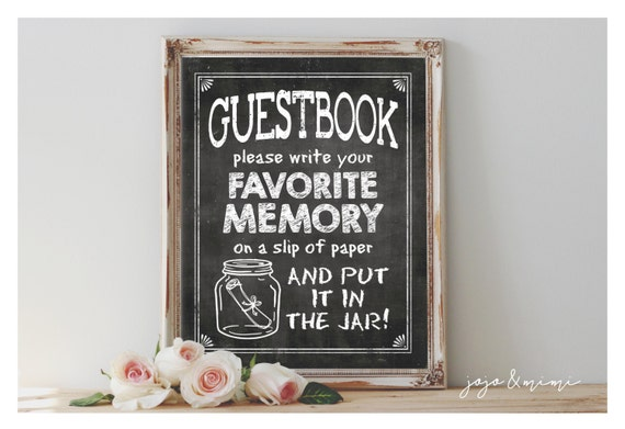 Instant Please Write Your Favorite Memory On A Slip Of