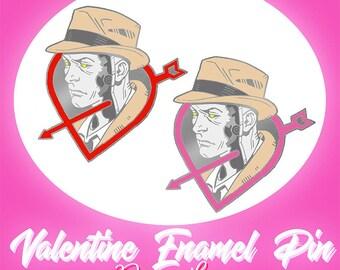 Valentine Soft Enamel Lapel Pin PREORDER