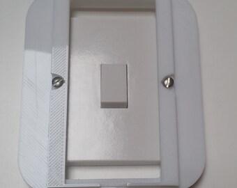 Philips Hue Dimmer UK Light switch adapter - cover / adaptor / converter - NEW!