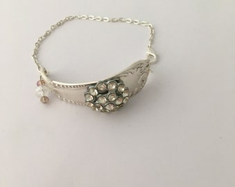 Spoon Handle  Bracelet- Vintage Whimsy