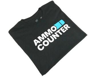 AmmoCounter Original Logo Tee - Black
