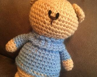Crochet Jumper Bear