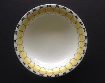 Rare Rörstrand Dish Radish Pattern Marianne Westman Picknick