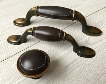 Ceramic drawer pulls | Etsy
