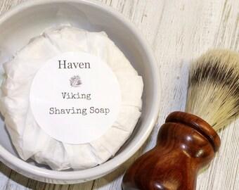 Mens Shaving Soap, Choose Your Scent