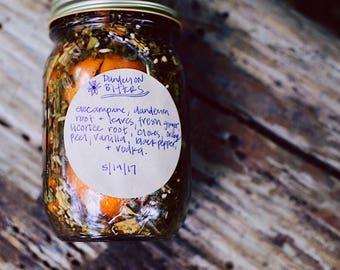 Dandelion Digestive Bitters